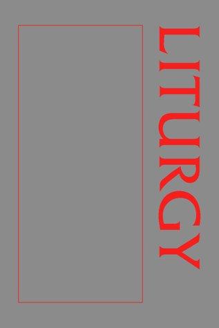 Liturgy 9781568540290