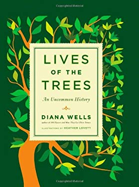 Lives of the Trees: An Uncommon History 9781565124912