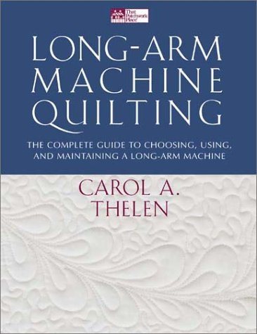 "Long-Arm Machine Quilting ""Print on Demand Edition"""