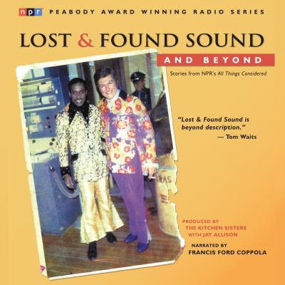 Lost and Found Sound and Beyond 9781565119062