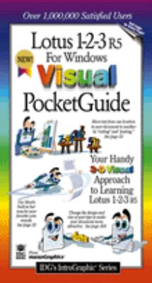 Lotus 1-2-3 Release 5 for Windows Visual Pocket Guide 9781568846712