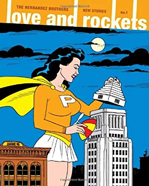 Love and Rockets, No. 1: New Stories 9781560979517