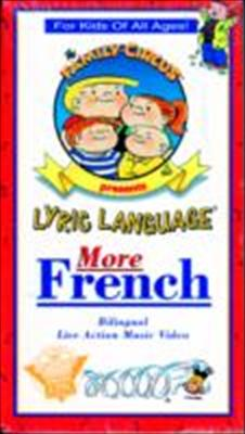 Lyric Lang - French 9781560154051