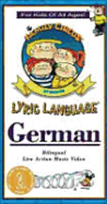 Lyric Language German Series 1 9781560153276
