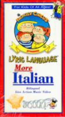 Lyric Language Italian Series 2 9781560154037