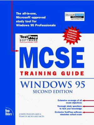MCSE Training Guide Windows 95 [With Contains a Testprep Engine...] 9781562058807