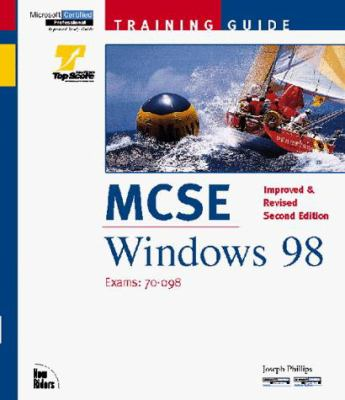 MCSE Windows 98: Covers Exam: 70-098 [With Contains Test Engine Similar to the Actual Test...] 9781562058906