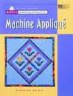 Machine Applique 9781564772411