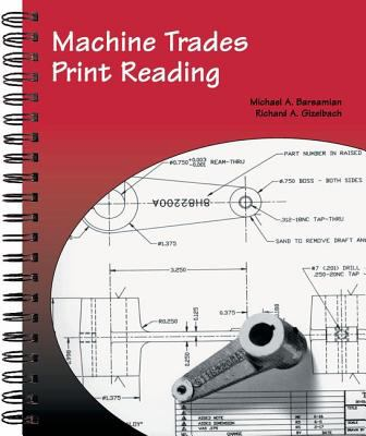 Machine Trades Print Reading 9781566375948
