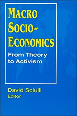 Macro Socio-Economics: From Theory to Activism 9781563246517