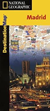 Madrid: Destination City Travel Maps 9781566950862