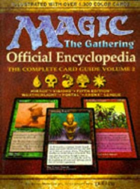 Magic: The Gathering: Expansion Encyclopedia 9781560251507