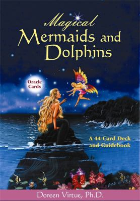 Magical Mermaid and Dolphin Cards