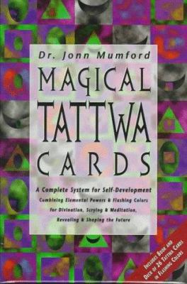 Magical Tattwa Cards: A Complete System of Self-Development