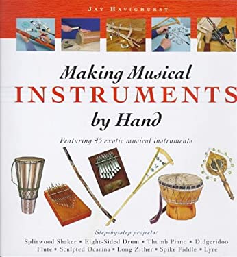 Making Musical Instruments -OS 9781564963529