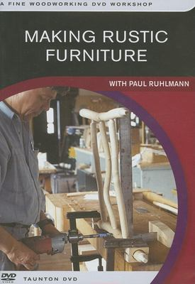 Making Rustic Furniture 9781561589012