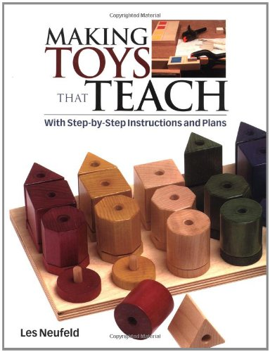 Making Toys That Teach 9781561586066