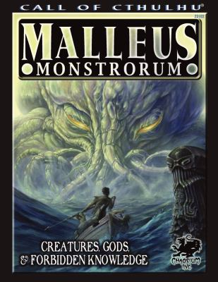 Malleus Monstrorum: Creatures, Gods & Forbidden Knowledge 9781568821795
