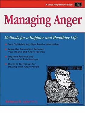 Managing Anger 9781560521143