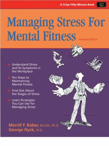 Managing Stress for Mental Fitness 9781560522003