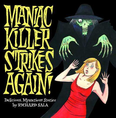 Maniac Killer Strikes Again Gn 9781560975748