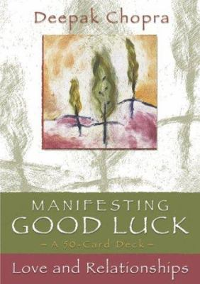 Manifesting Good Luck Cards, Love and Relationships 9781561709960