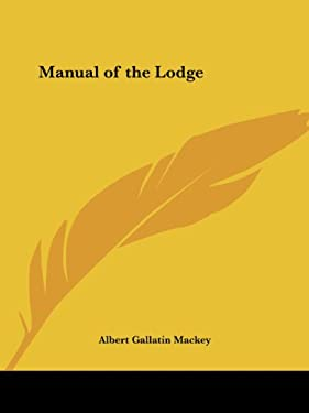 Manual of the Lodge 9781564595188