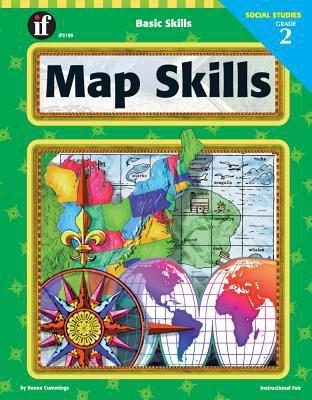 Map Skills, Grade 2 9781568226378