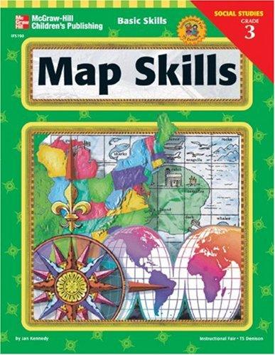 Map Skills, Grade 3 9781568226385