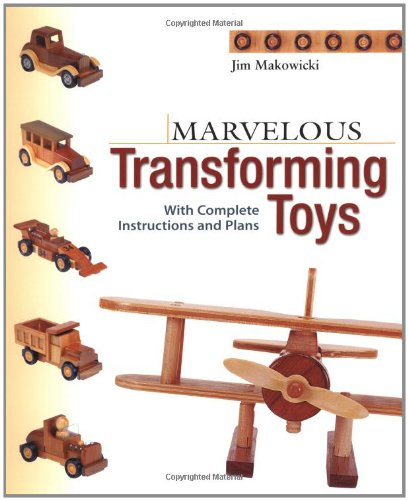 Marvelous Transforming Toys 9781561583812