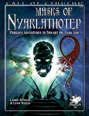 Masks of Nyarlathotep 9781568823294