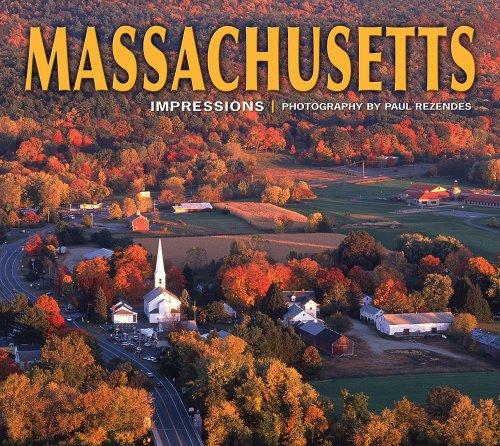 Massachusetts Impressions 9781560374954