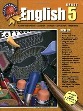 English, Grade 5 9781561890255