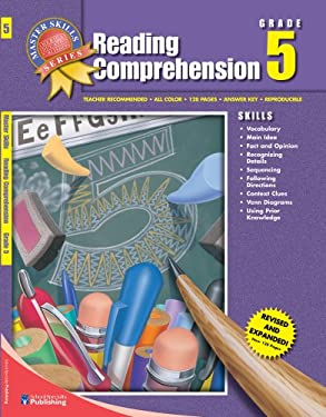 Reading Comprehension, Grade 5 9781561890453