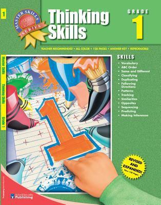 Thinking Skills, Grade 1 9781561890514