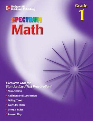 Math Grade 1 9781561899012