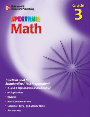 Math Grade 3 9781561899036
