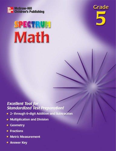 Math Grade 5 9781561899050