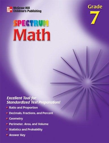 Math Grade 7 9781561899074