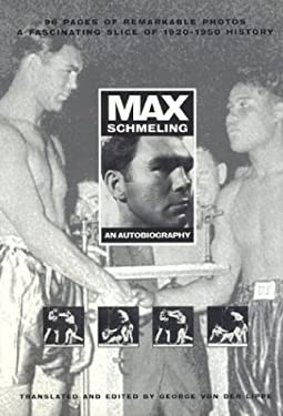 Max Schmeling: An Autobiography 9781566251082