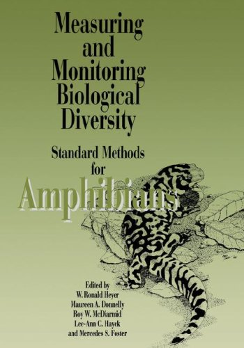 Measuring and Monitoring Biological Diversity: Measuring and Monitoring Biological Diversity 9781560982845