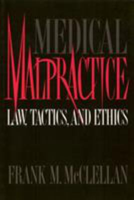 Medical Malpractice PB 9781566390668