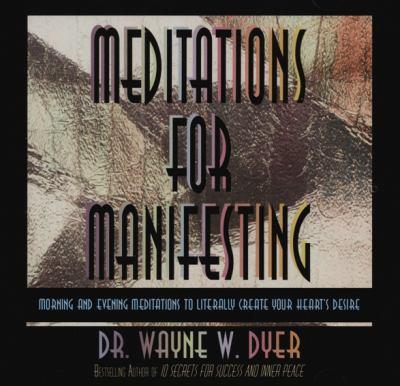 Meditations for Manifesting 9781561703159