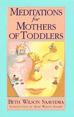 Meditations for Mothers of Toddlers [With Ribbon Mark] 9781563055669