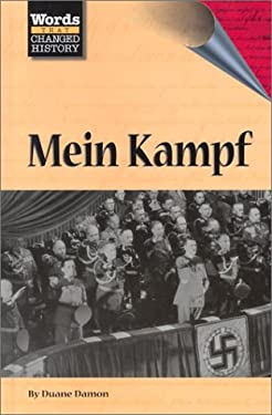 Mein Kampf: Hitler's Blueprint for Aryan Supremacy 9781560068006