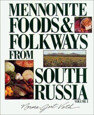 Menno Foods and Folkways #1 [With 20 Color Plates] 9781561481361
