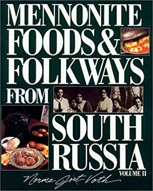 Menno Foods and Folkways #2 [With 16 Historical B & W Plates] 9781561481378