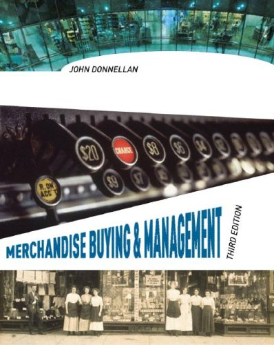 Merchandise Buying and Management 9781563675218