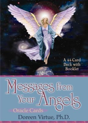 Messages from Your Angels Cards [With Booklet] 9781561709069