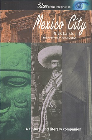 Mexico City: A Cultural and Literary Companion 9781566563499